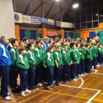 Festa dello sportivo 2016 - Palazzetto dello sport Alzate